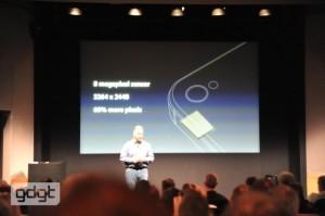 iPhone 4S Camara